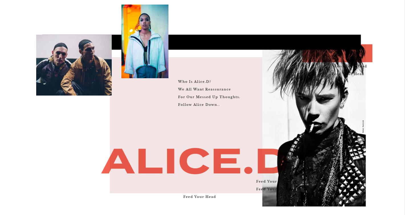 ALICE.D MAGAZINE
