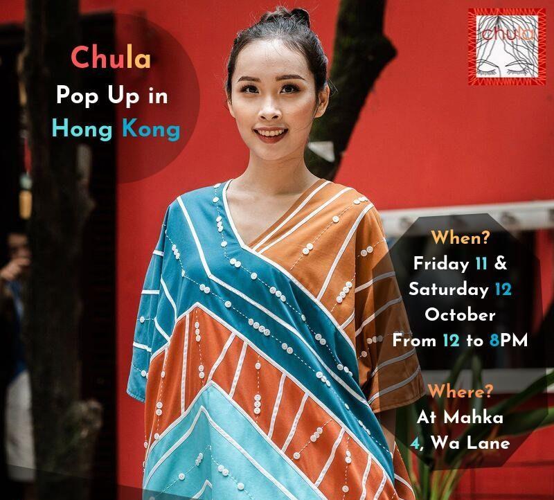 CHULA POP UP STORE AT MAHKA GALLERY